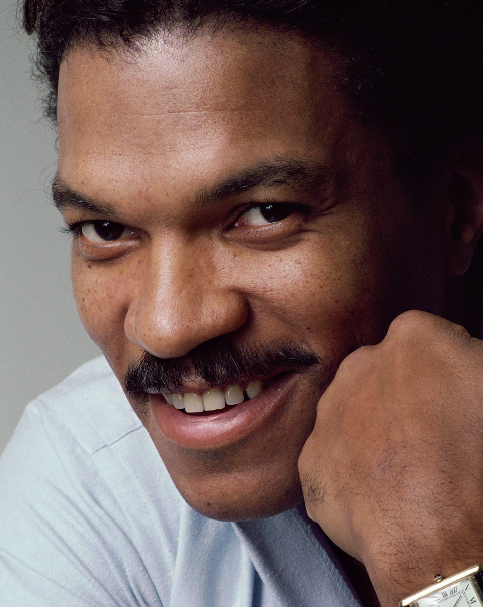 Billy Dee Williams, Hollywood, California