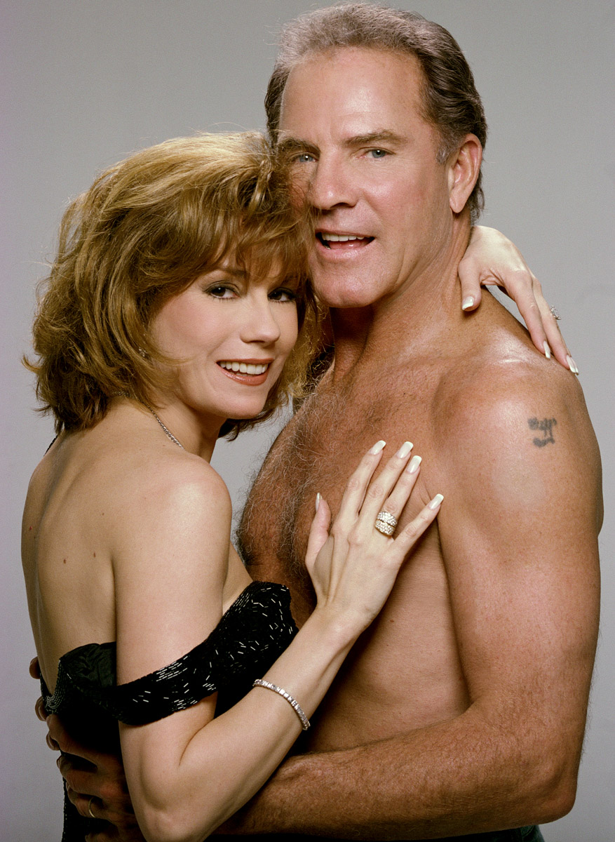 Kathie Lee and Frank Gifford, Culver City, California