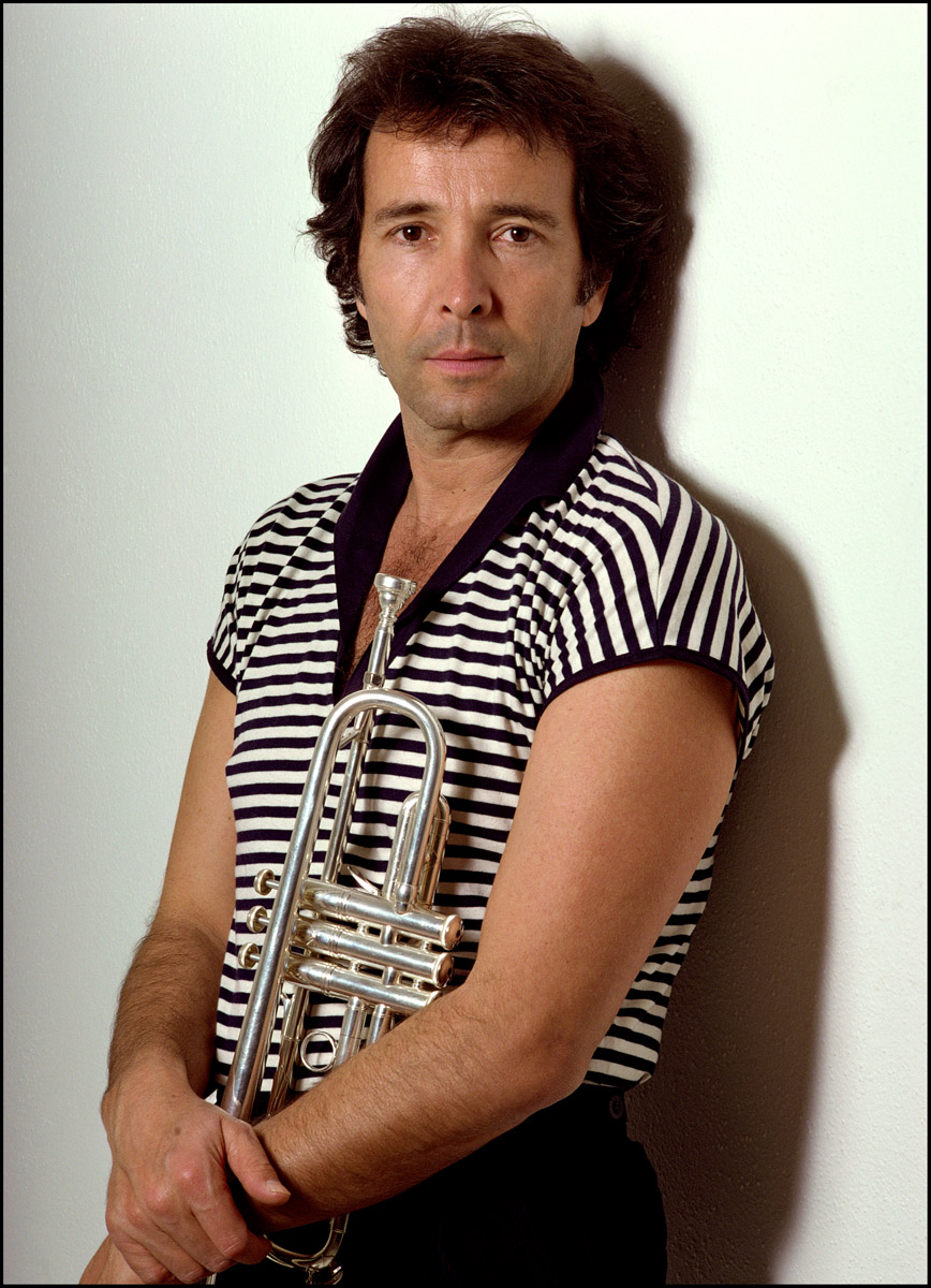Herb Alpert, Culver City, California