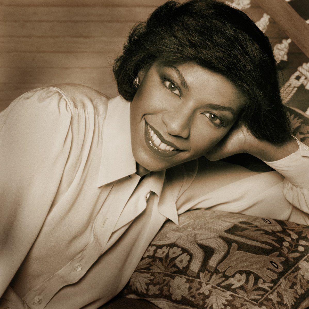 Natalie Cole, Hollywood, California