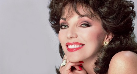 Joan Collins, Century City, California