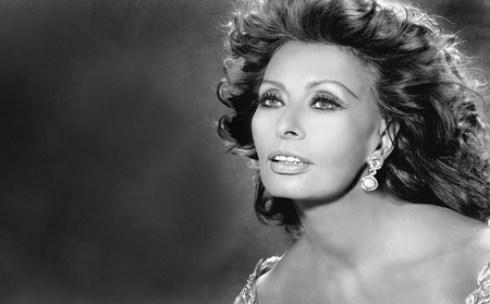 Sophia Loren, Culver City, California
