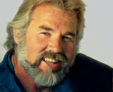Kenny Rogers, West Hollywood, California