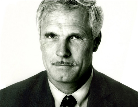Ted Turner, Culver City, California